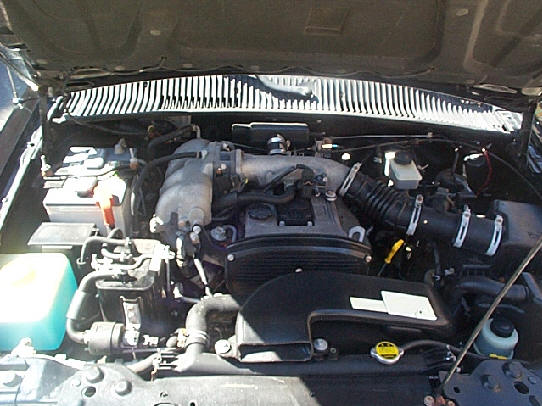 1999 Kia Sportage Engine - Tel - 1999 Kia Sportage Engine